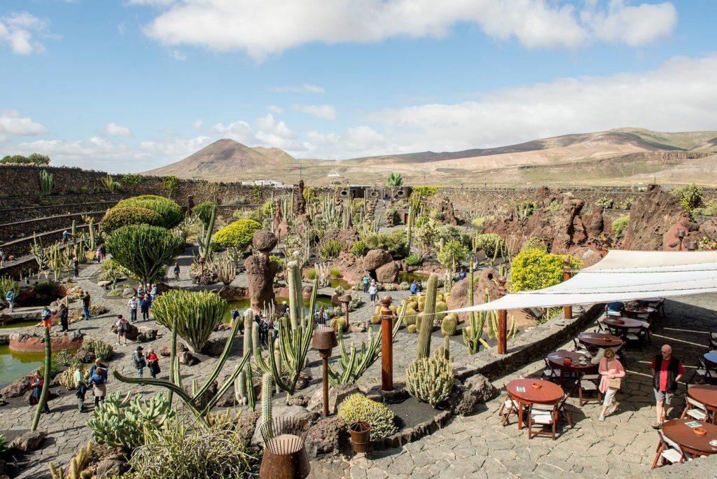 Jardin de Cactus, Lanzarote - Blog di viaggi per famiglie