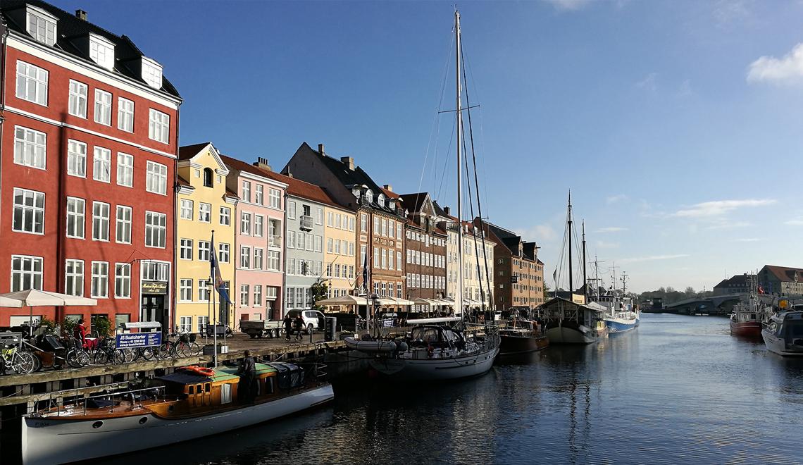 Viaggio a Copenaghen con 1 neonato