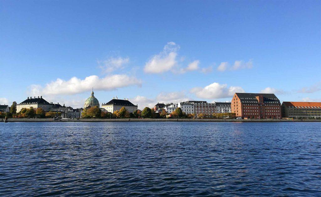 Lungo i canali di Copenaghen