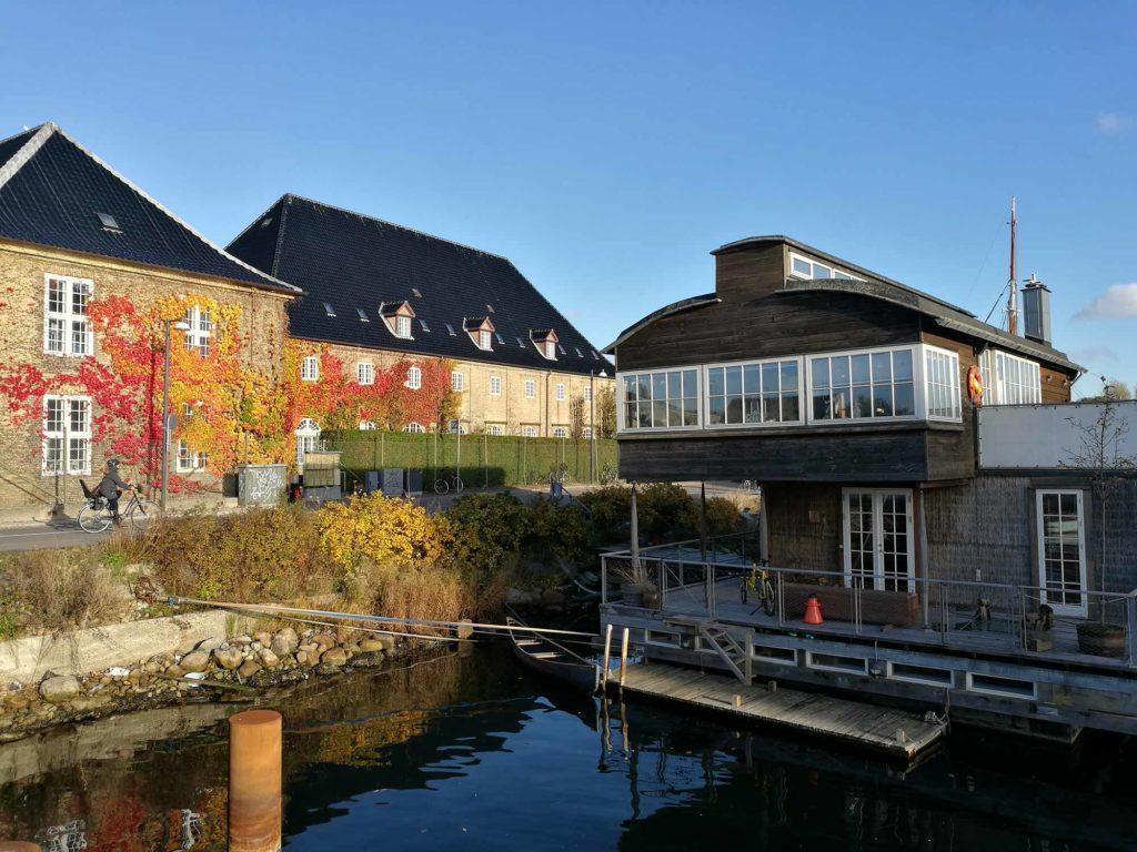 Abitazioni tra i canali, Copenaghen