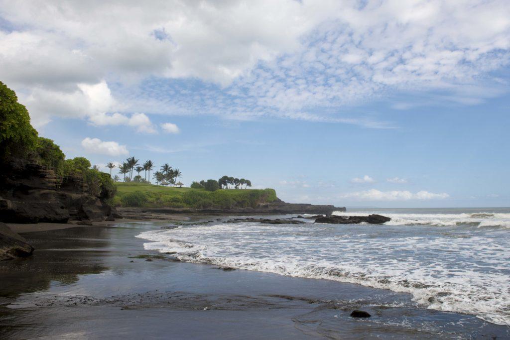 Spiaggia del Tanah Lot Temple, Bali