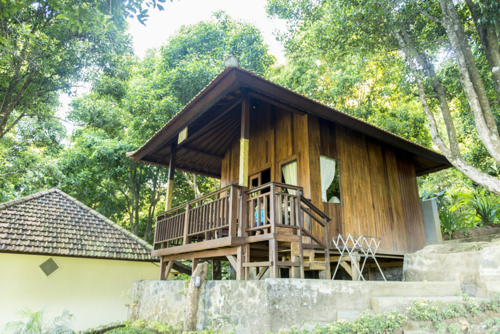 "Il nostro bungalow ""Bali Rahayu Homestay"", Munduk"