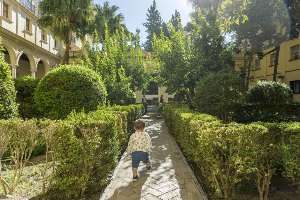 Real Alcázar - Siviglia