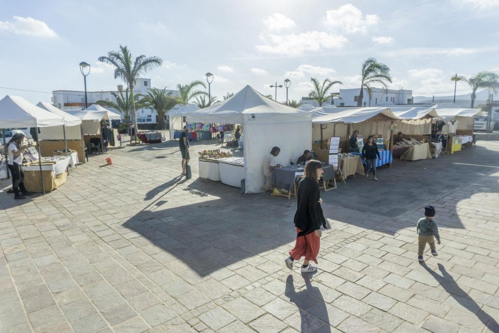 Craft Market, Lajares (Fuerteventura)