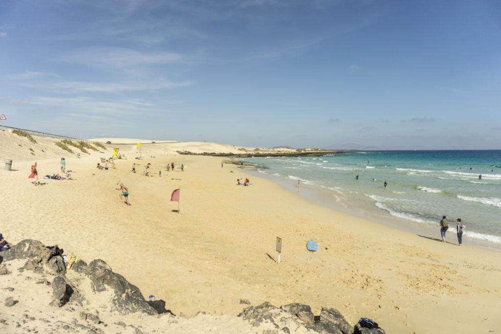 Spiaggia costa est, Fuerteventura