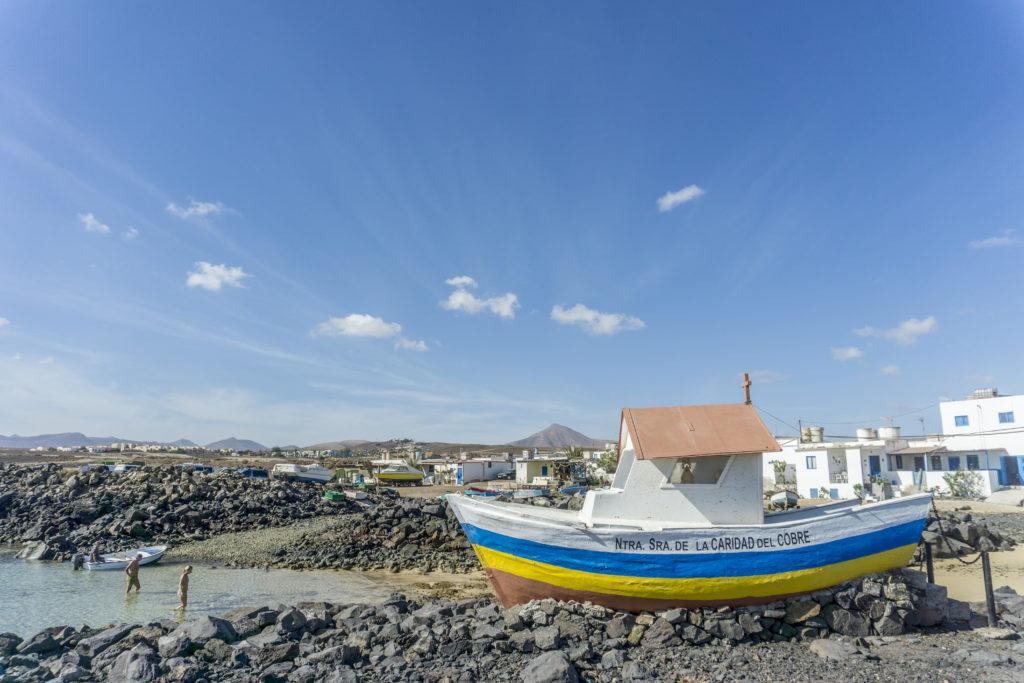 El Jablito, Las Oliva (Fuerteventura)