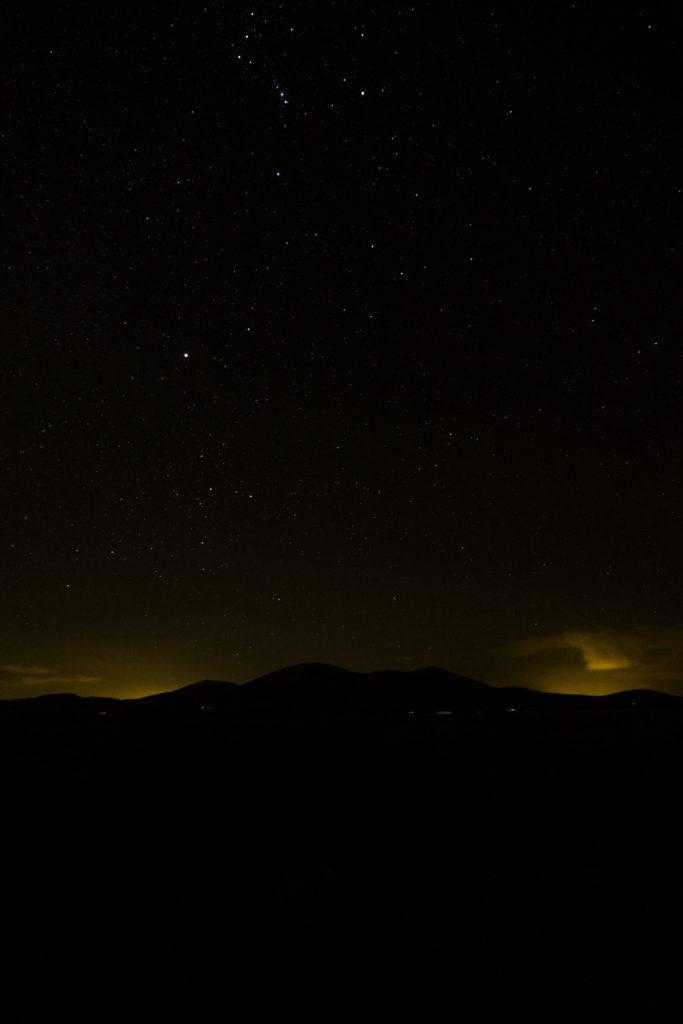 Cielo stellato, Fuerteventura