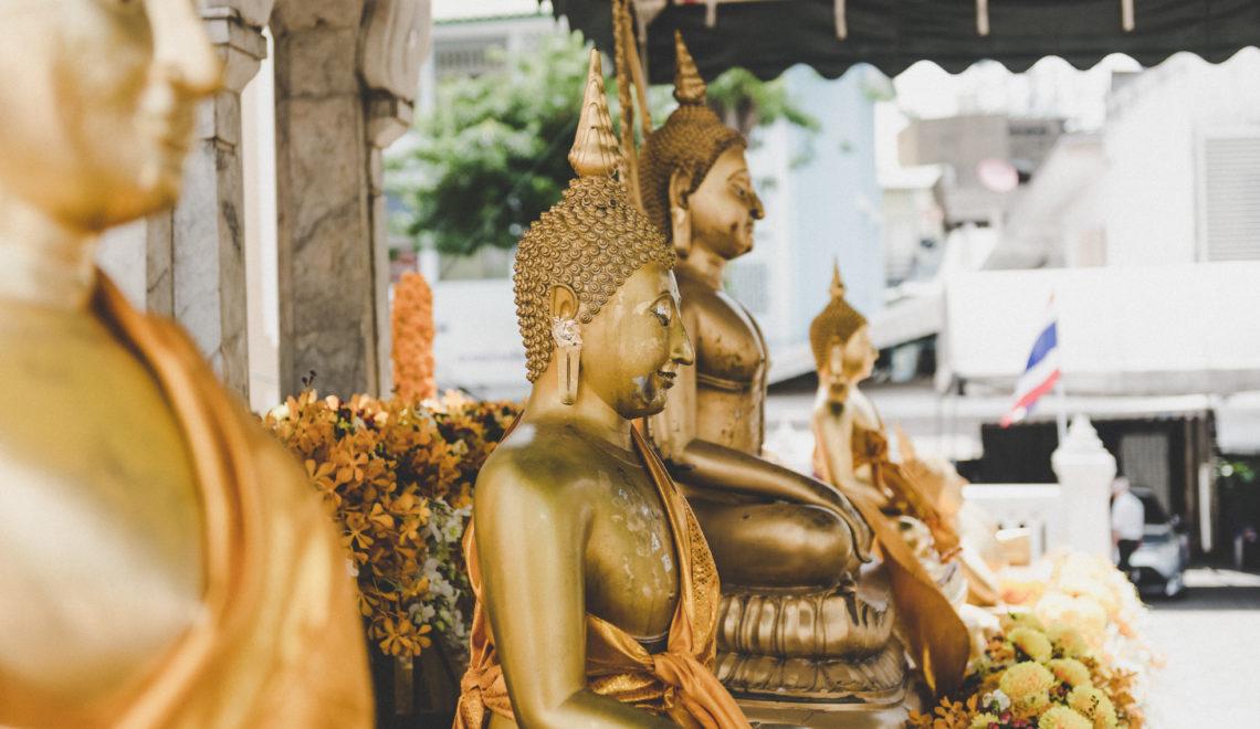 Viaggio a Bangkok tra tuk-tuk, templi e street food