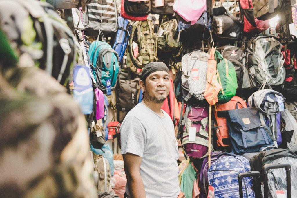 Chatuchak Weekend Market | Mamma ho preso l'aereo