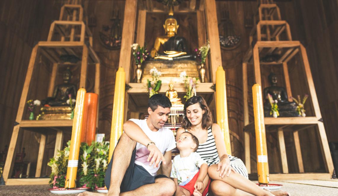 Chiang Rai, il tesoro della Thailandia del nord