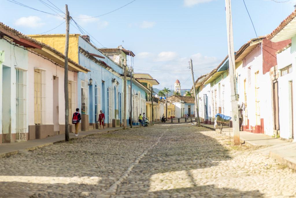 Trinidad, la colorata città coloniale di Cuba