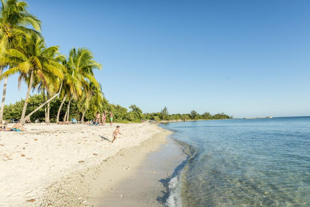 Spiaggia di Playa Giròn