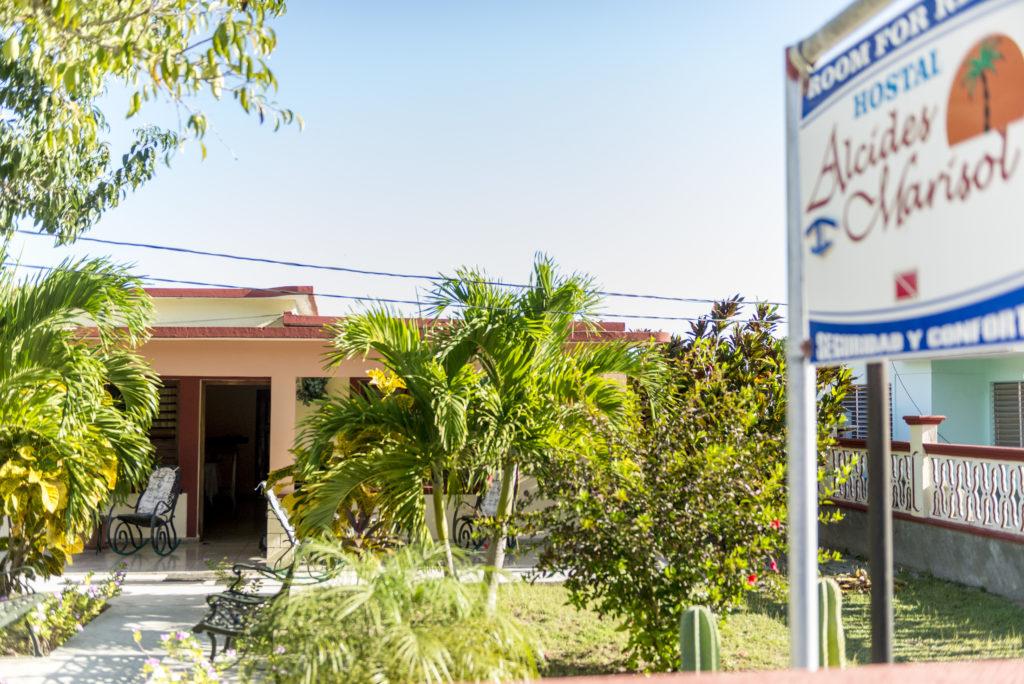 Casa Alcides y Marisol, Playa Giròn