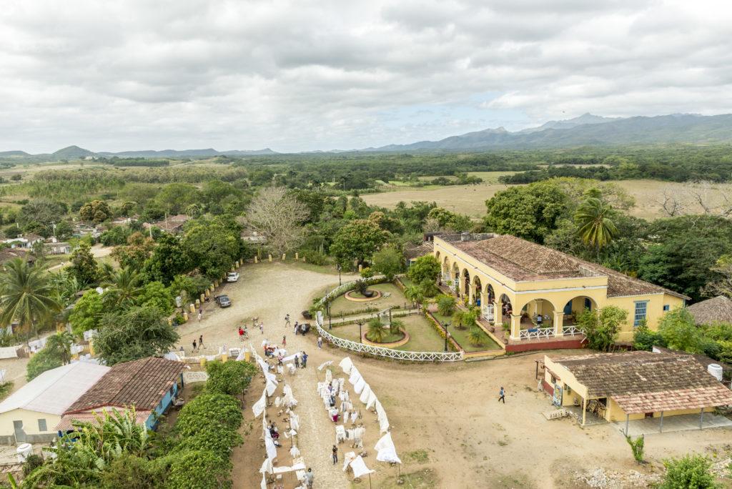 Veduta dalla torre de Manaca Iznaga