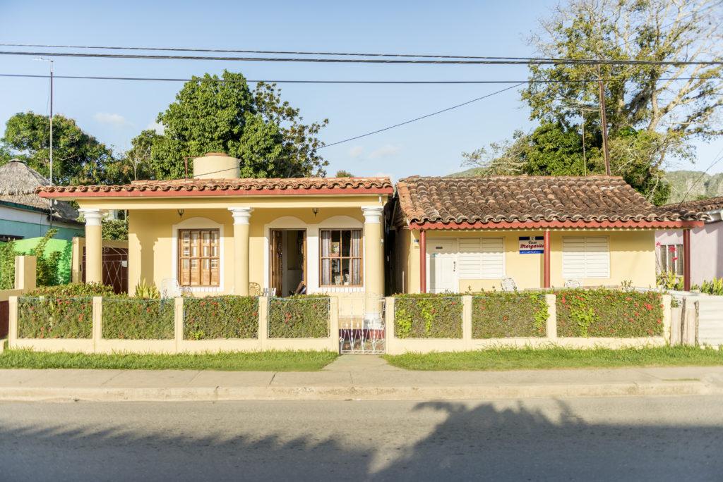 Casa Margarita, la nostra casa particular a Vinales
