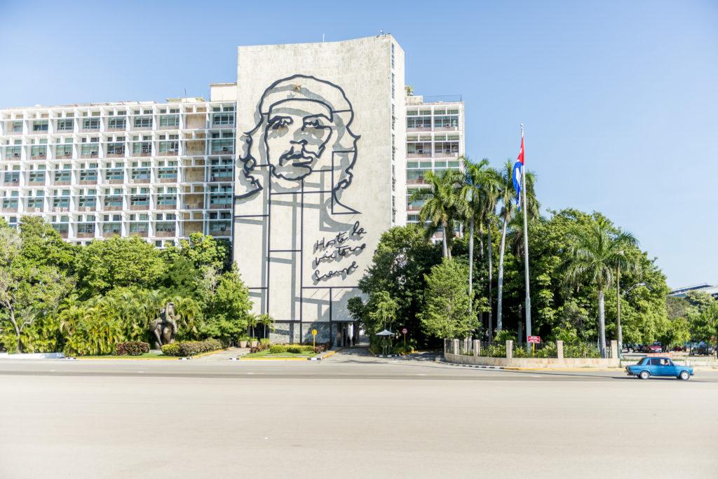 Plaza de la Revolución, La Havana