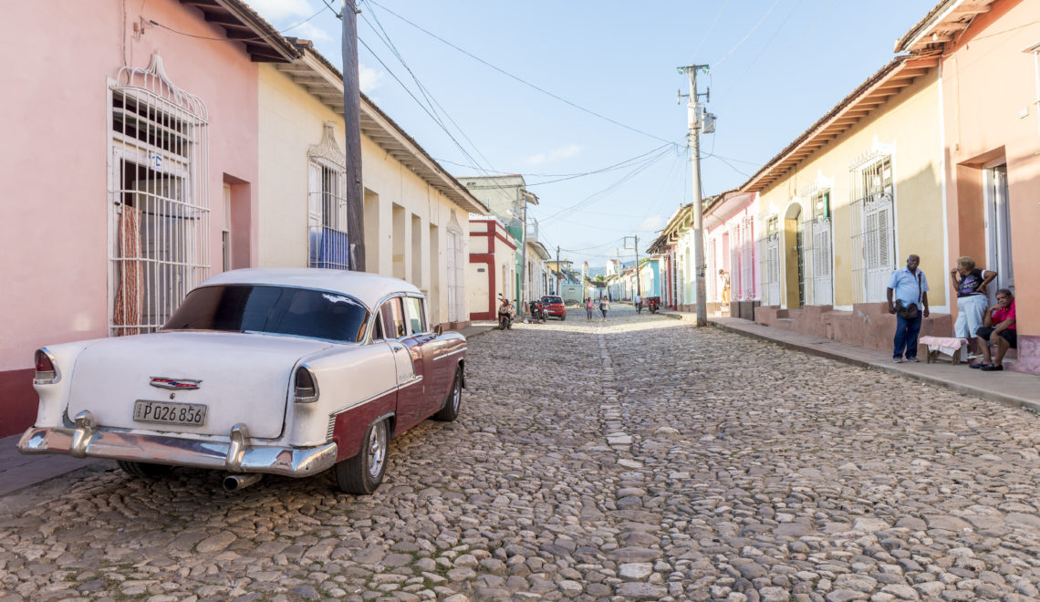 Cuba viaggio con bambini