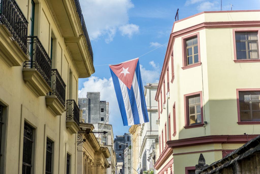 Tra le vie di La Havana