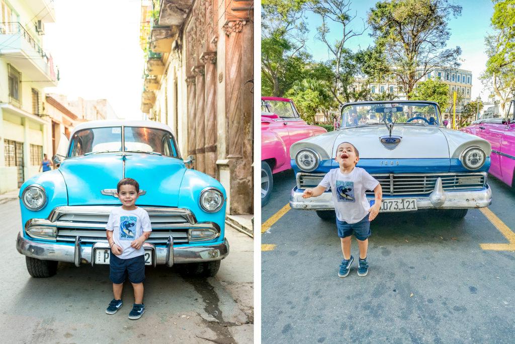 Taxi a Havana vieja